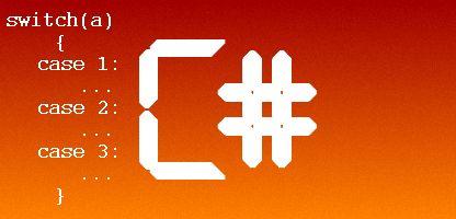 Utiliser des Switch en C#