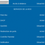 Ouvrir ses ports - Box Bouygues