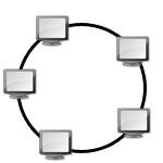 Topologies des réseaux en anneau