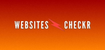 WEBSITES CHECKR