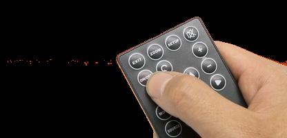 Contrôler des vidéoprojecteurs / TV avec son téléphone