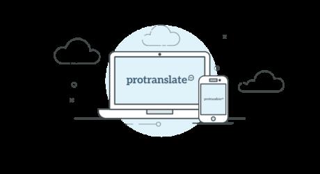 Logo Protranslate
