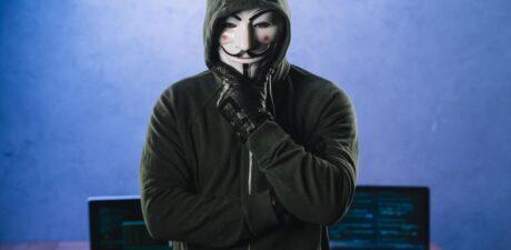 Hacker anonymousse