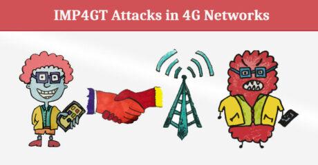 Vulnérabilité du réseau LTE